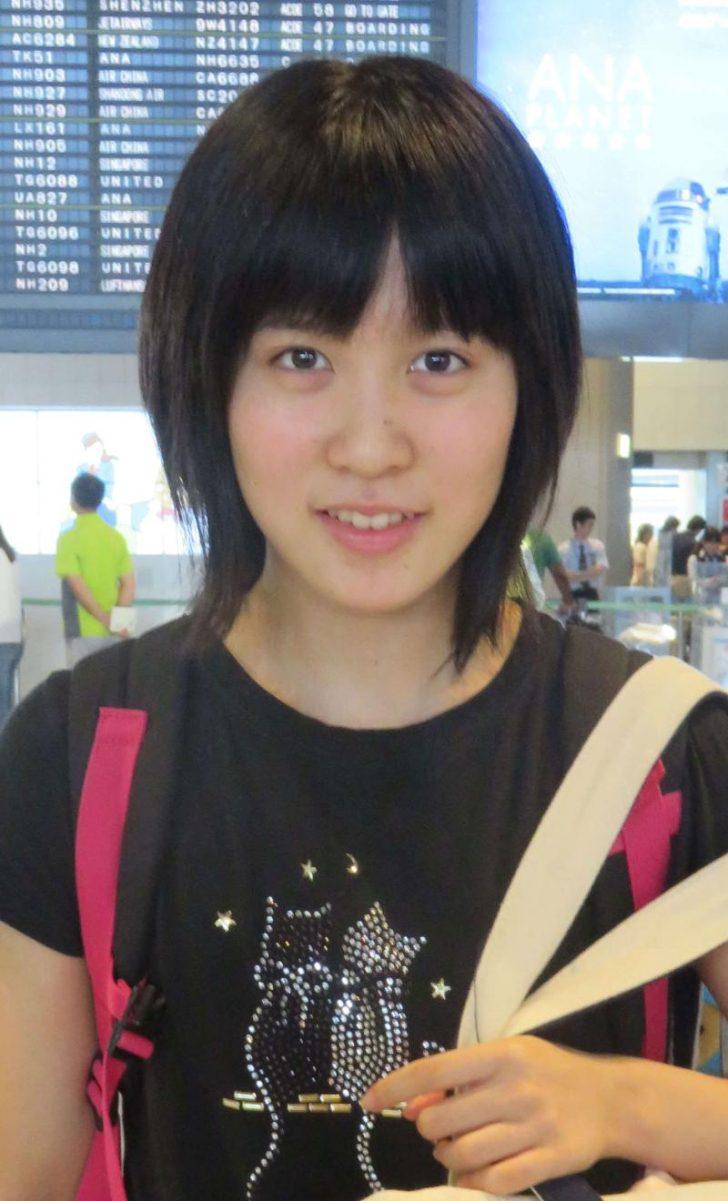 平野美宇がかわいいと中国で評判!カップも気になる! | pinky honey