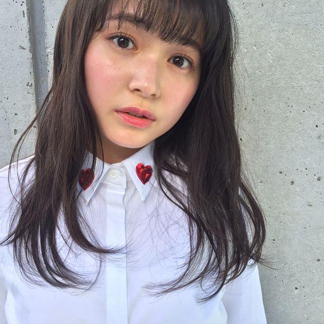 久間田琳加の私服画像